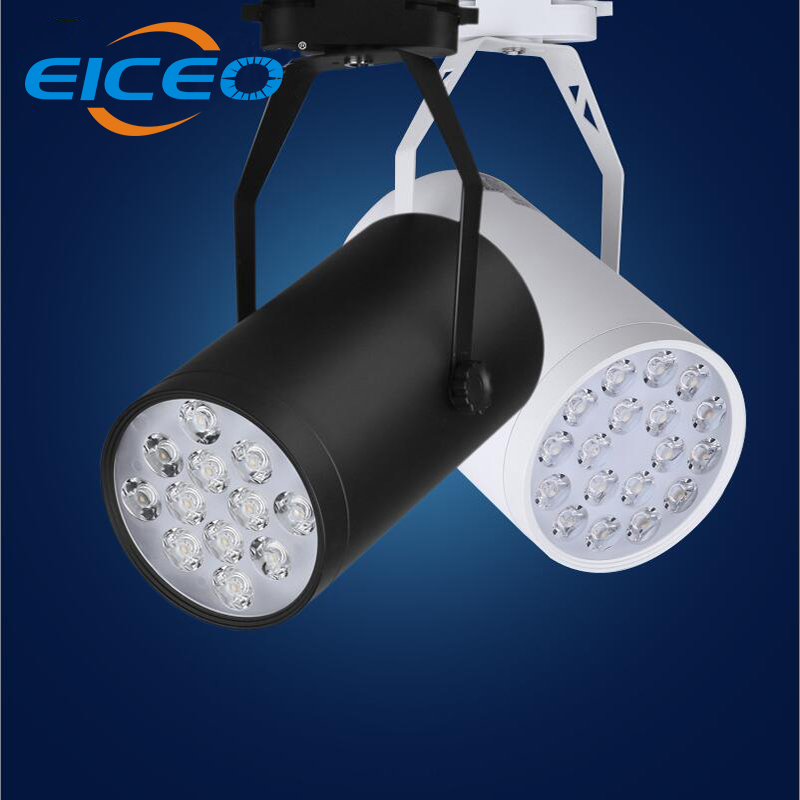 (Eiceo) бесплатная доставка энергосберегающие 3 Вт 5 Вт 7 Вт 9 Вт 12 Вт высокое Мощность трек светодиодные лампы с брендом LED для розничной Освещен...