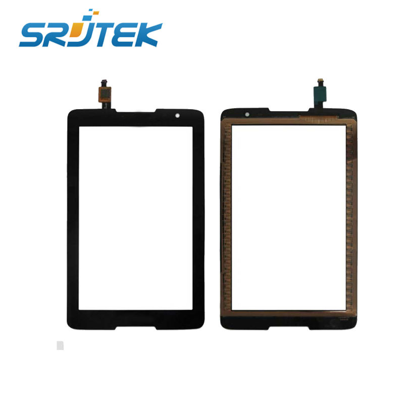 Srjtek 8 inch For Lenovo A8-50 A5500 Tablet B0473 T Touch Screen With Digitizer Panel Front Glass Lens