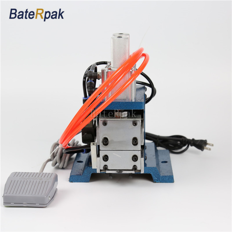 DZ-3F BateRpak Pneumaatiline VERTICAL kaabli eemaldamismasin, traadi - Elektrilised tööriistad - Foto 2