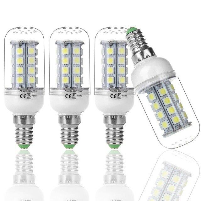E14 36 5050SMD 220V 6W ampoule led Spotlight led lampe Blanc Froid 5W corn light e14.jpg 640x640 5 Nouveau Lampe Led E14 Iqt4