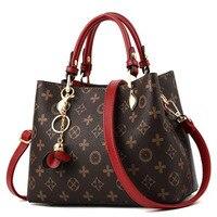 2019 New plaid Women's Handbag bags for Vintage Handbag Female fashion Women Crossbody Shoulder bag Crossbody Messenger bag girl
