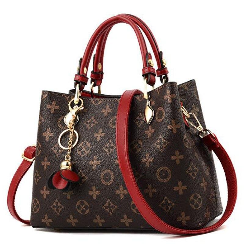 2019 nouveau plaid femmes sac à main sacs pour Vintage sac à main femme mode femmes bandoulière sac à bandoulière Messenger sac fille