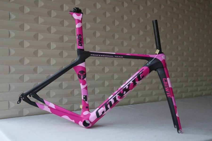 OEM products TOP SELLING customized paint carbon road frame Chinese cheap bike frame, carbon road bike ,chinese bicycle frames 2017 carbon bicycle frame carbon road frames carbon frameset bb86 bsa frame aero road bike frame accept paint