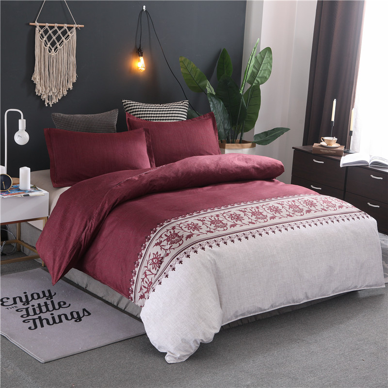 Brief Duvet Cover Set  1