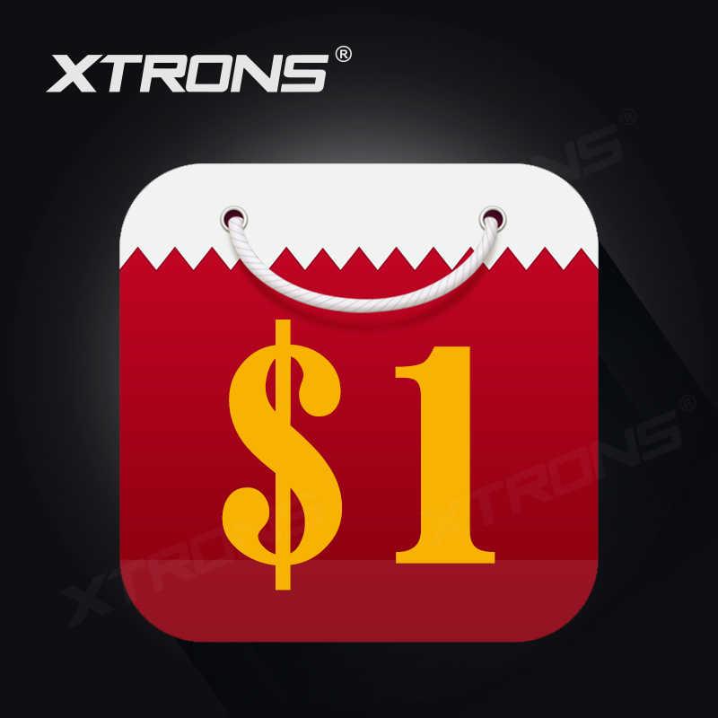 XTRONS 1 ドル追加料金/コストちょうどバランスのご注文/送料手数料