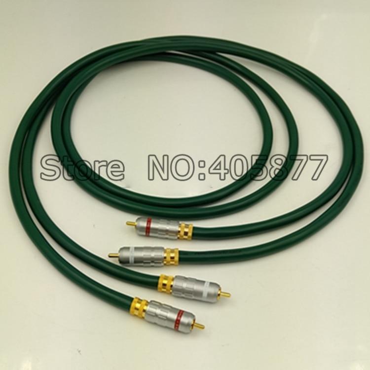 2M Hifi Alpha series FA-220 OCC rca audio cable цена и фото