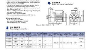Image 4 - 中国 lx WTC50M 循環ポンプ 250 ワット 0.35HP ため WTC50 サンダンス、 winer 氏スパ