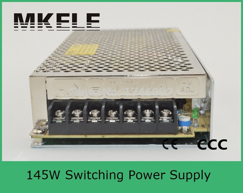 cheap price S-145-15 9.6A 145w 15Vdc CE approved single output useful ac dc adjustable switching model power supply from china ce 101 r5 145 петербург