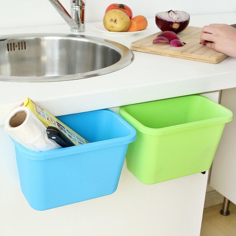 Aliexpress Com Buy Trash Bin Can Kitchen Organizer For