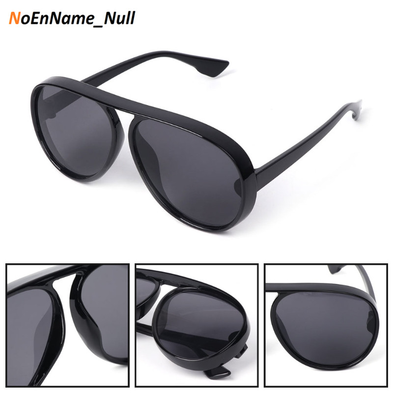 c845fb5594 2018 New PIlot Round Sunglasses Vintage Women Men Glasses Fashion ...