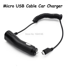 Universal 2 in 1 Micro USB Port Cable Car Charger Adapter For Samsung/LG/Nokia/HTC/Sony/Huawei/Xiaomi etc. Android Phone
