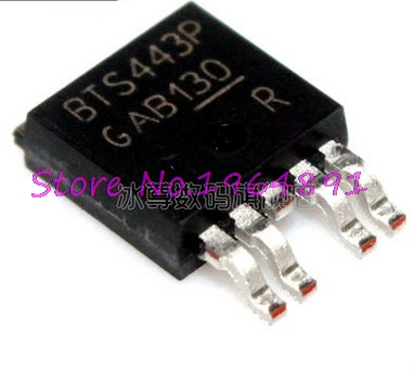 5pcs/lot BTS443P BTS443 TO-252 In Stock