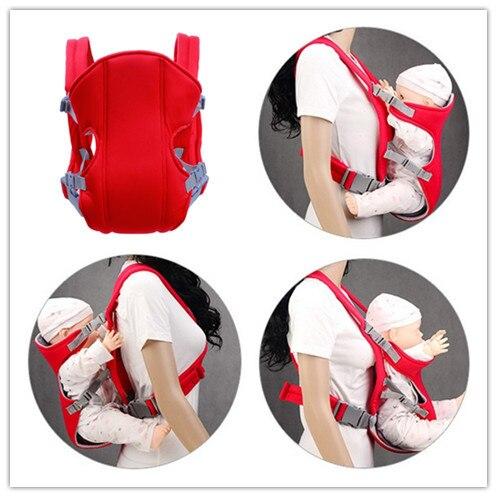 Продвижение! Рюкзак ребенка / высокий класс деятельности и передач подтяжки кенгуру / верхней слинг малышей обернуть