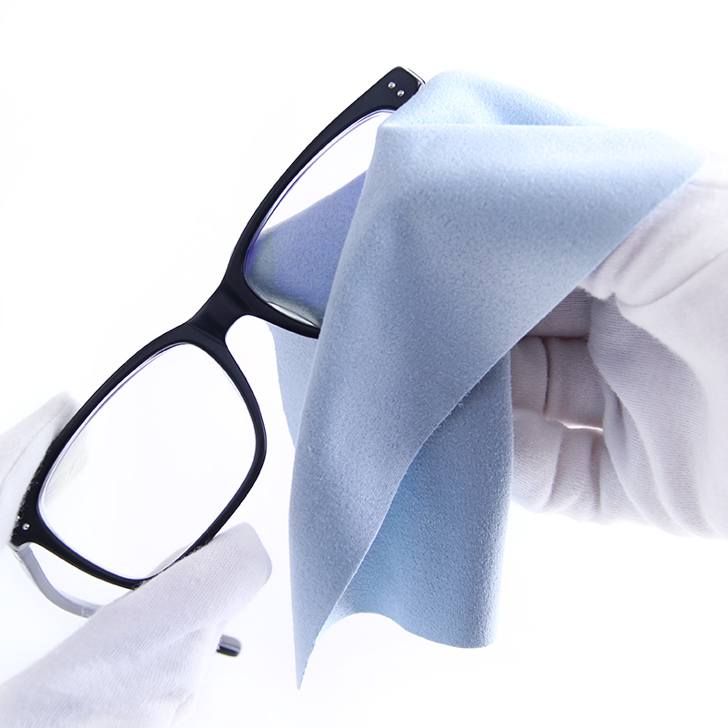 Microfiber Cloth Eyeglasses: (5pcs) Lens Clothes Eyeglasses Cleaning Cloth Microfiber