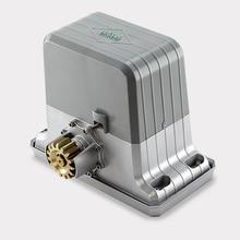 Автоматический привод для откатных ворот Мощный двигатель до 1800 кг со стальными стойками Дополните Лучший!