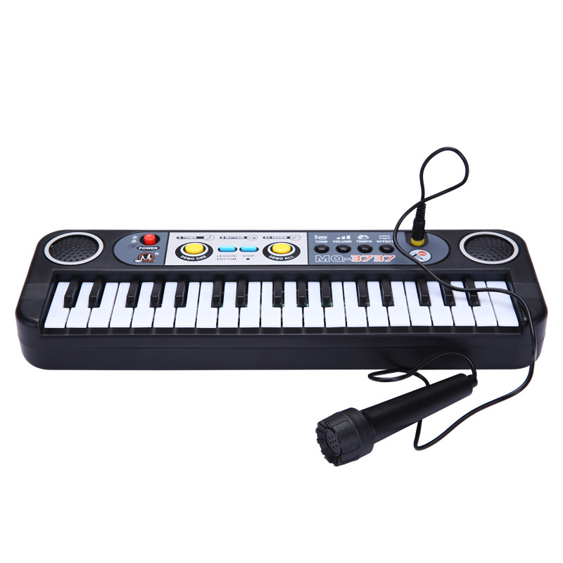 37-Keys-Kids-Piano-Black-keyboard-Musical-Educational-Toys-For-Children-Kids-Musical-Instrument-Professional-Musical-Toys-Gift-1