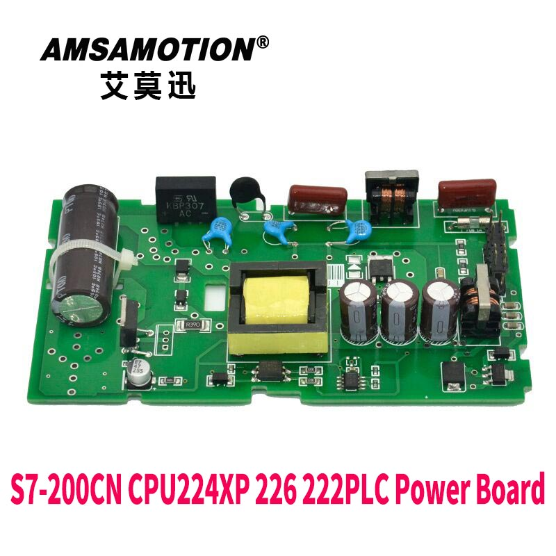 Suitable Siemens PLC S7-200CN CPU224XP 226 222 PLC Power Board compatible 100% s7 200 cn cpu226 ac dc rly instead of simatic s7 200 plc