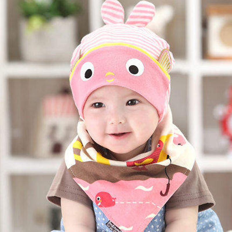Head circumference 39-52cm Baby hat male hat tire cap 0 3 6 12 months old  100% newborn cotton baby pocket hat autumn and winter 0b9ef22a967
