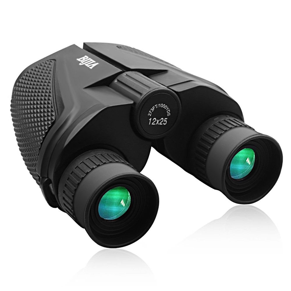 2017 High power binoculars times 10X25 HD All-optical Fully Multi-coated green film waterproof telescope binoculars for Hunting 2017 new arrival all optical hd waterproof fmc film monocular telescope 10x42 binoculars for outdoor travel hunting page 4