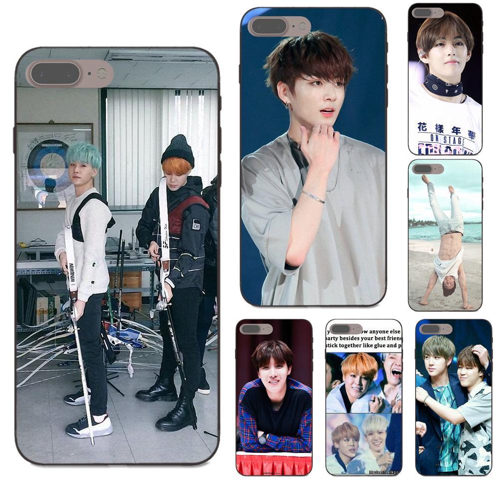 Soft Cases Covers K-pop Idol Team Got Bts For Xiaomi Mi Mix Max Note 2 2S 3 5X 6 8 SE A1 Play F1
