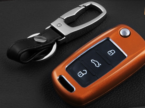 New Free shipping Special car key chain for Volkswagen Passat TSI 2015 2011 fashion durable eco