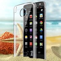 5 Adet/grup İmak Hava Crystal Clear Sert Kapak Kılıf Motorola Moto Z Kuvvet Toptan
