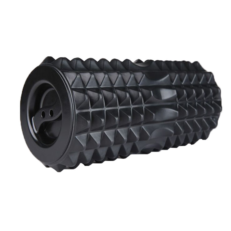 Fitness High Density Foam Roller Crescent-shaped Blocks For Exercise Back Muscles Pilates Yoga Training Physical Massage Therapy new yoga pilates exercise high density eva foam massage roller fitness home gym massage