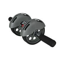 NEW Mute healthy abdominal wheel thin waist abdomen two-wheel mute health abdominal wheel abs wheel sports Ab Rollers цены