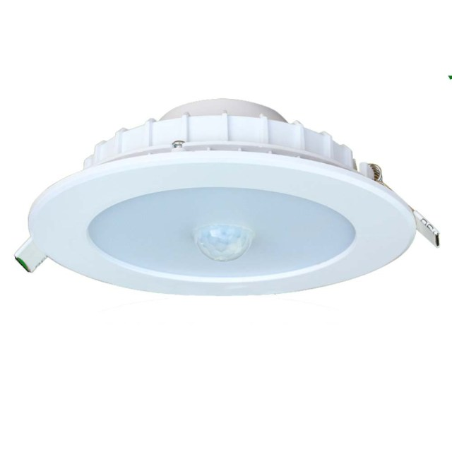 12w LED Motion Detector DowingLight Flash mounted security Ceiling