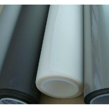 Free Shipping! 1.524m * 30m High resolution adhesive rear projector film/3d dark gray projection screen
