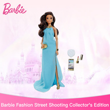 Подлинная Барби взгляд синий сформулированы 22 Объединенная девушки игрушки рождественские подарки на день рождения оригинальные куклы Барби игрушки для детей