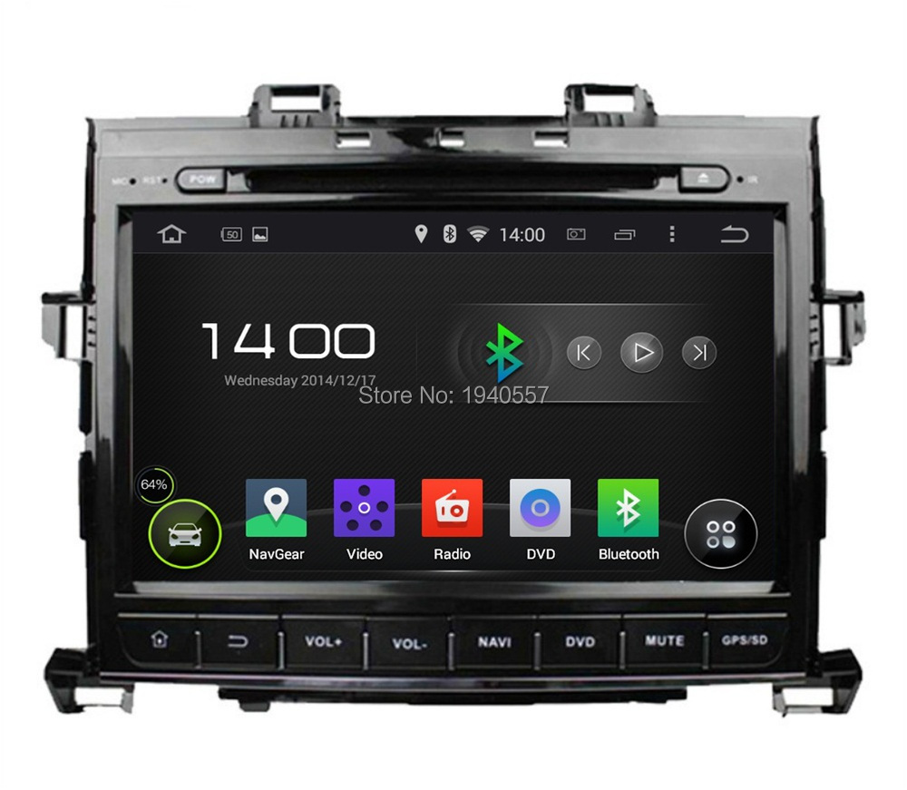 1024*600 Quad Core 2 din 9″ Android 5.1 Car dvd player for Toyota Alphard 2007-2013 With Car Radio GPS 3G WIFI Bluetooth TV USB