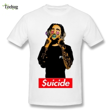 Fashionable Man Suicide Boy T Shirt Cool O-neck Hot Sale Hip Hop MenT-Shirts