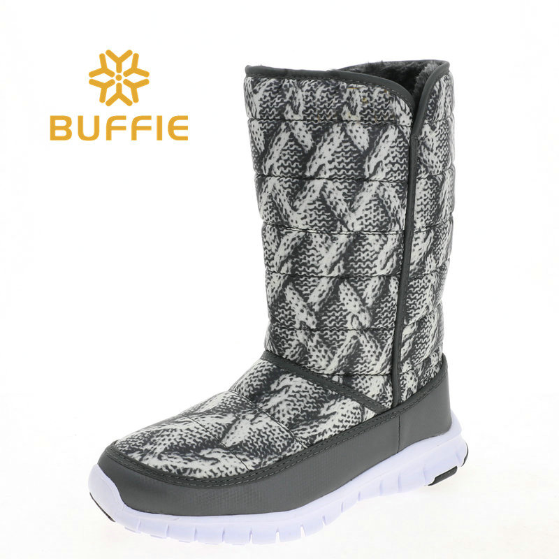 купить Light weight boots thin warm fur for early winter 1 below degree fashion looking sample selling only four pair free shipping по цене 1564.62 рублей