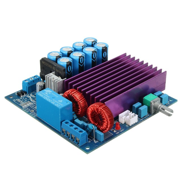 Nova Alta Qualidade TDA8950 2x170 W Subwoofer Placa Amplificador de Áudio Classe D Módulo AMPLIFICADOR Digital DIY