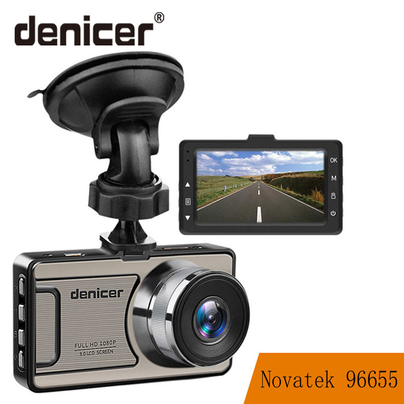 3 черточки автомобиля Камера автомобиля Cam Full HD 1080p DVR 170 градусов широкий угол в автомобиля видео Регистраторы приборной панели Камера с ноч...