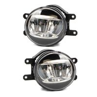 New 1 Pc H11 Vehicle Car Driving Front Left/Right LED Fog Light Bulb Lamp White For Toyota Camry SE XSE 2018 for Corolla 2017