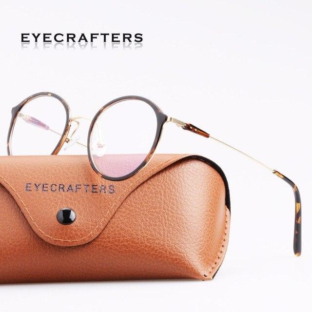 0a5ac55535 Alta-Ultra ligero TR90 + Acero inoxidable marcos de anteojos para hombre mujer  Retro Vintage