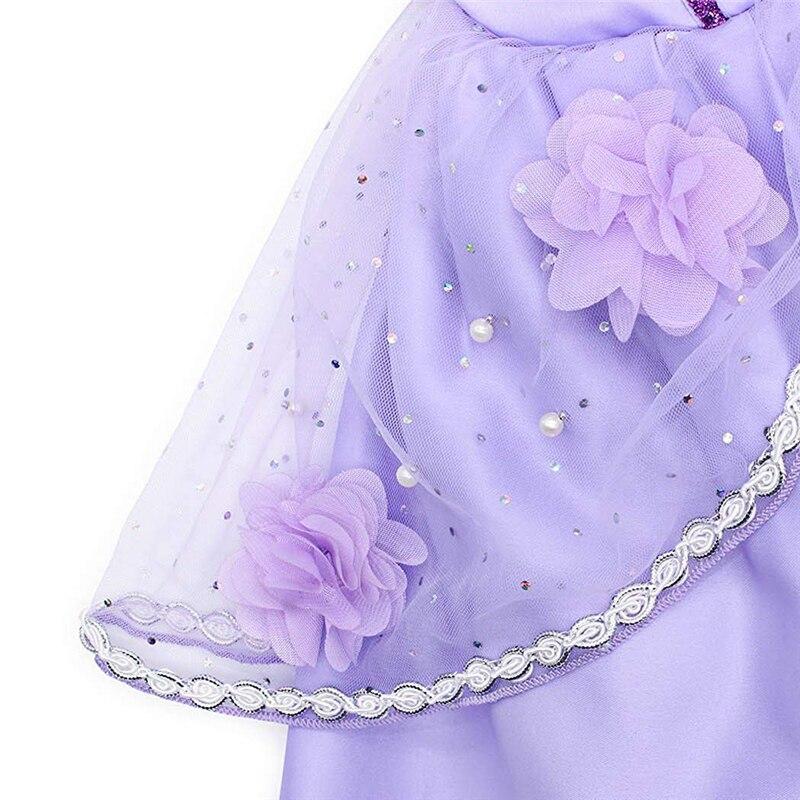 1a8271375b69a Pearl Diary Girls Sofia Princess Dress Kids Sophia Sleeping Beauty ...