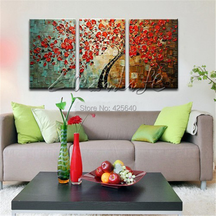 Wall Paintings For Living Room aliexpress : buy oil painting on canvas wall paintings for