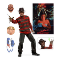 NEW hot 15 cm a Nightmare on Elm Street Freddy Krueger coletores de ação brinquedos figura boneca com caixa de presente de Natal