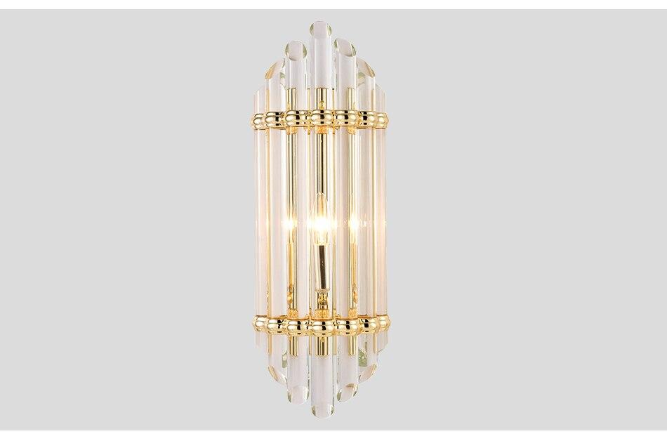 Moderne Lampen 18 : Großhandel moderne gold wandleuchte beleuchtung ac110 240v