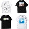Ripndip T Shirt Das Mulheres Dos Homens Skates Hip Hop Roupas de Verão Mão de buda Ripndip Bolso Do Gato Algodão O-pescoço Manga Curta T camisas