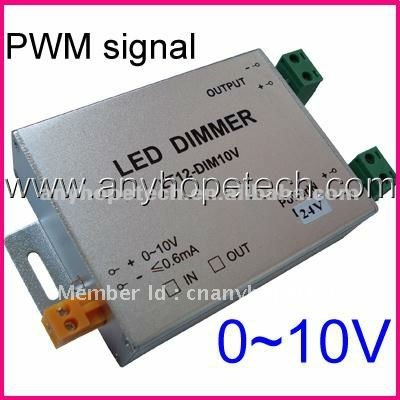 best sale new 230v led dimmer 0 10v pwm signal 18a per channel with ce rohs in dimmers from. Black Bedroom Furniture Sets. Home Design Ideas