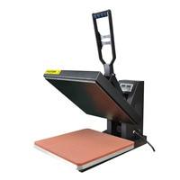 Dgt tshirt printing machine multifuncional t shirt mouse pad sublimation heat press printer 38*38 with high quality
