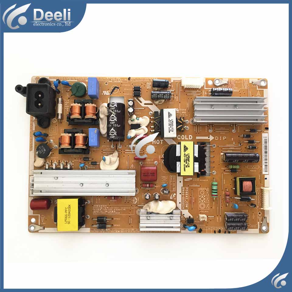 power supply board UA46ES5500R BN44-00502A PD46A1-CSM power board good board used power supply pd55av1 lfd bn44 00530a is used