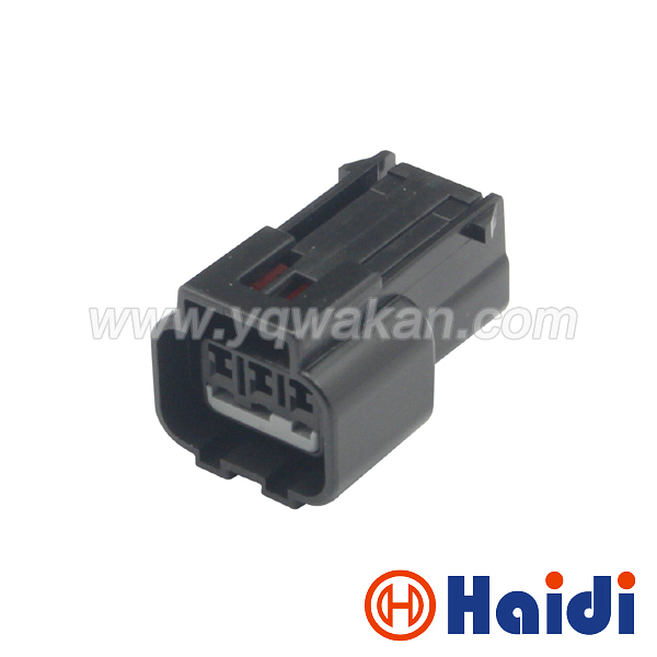 Free Shipping 5sets 3pin Kum Auto Wiring Harness Cable Female Waterproof Connector KPB016-03427