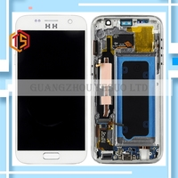 Guaranteed 100 10PCS HH For Samsung Galaxy S7 G9300 G9308 G930T G930A G930V G930P G930R4 LCD