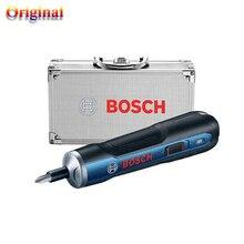 Мощность Инструмент для BOSCH GO Mini электрическая отвертка 3,6 В литий-ионный Батарея перезаряжаемые дрель с биты наборы Комплект Dec6