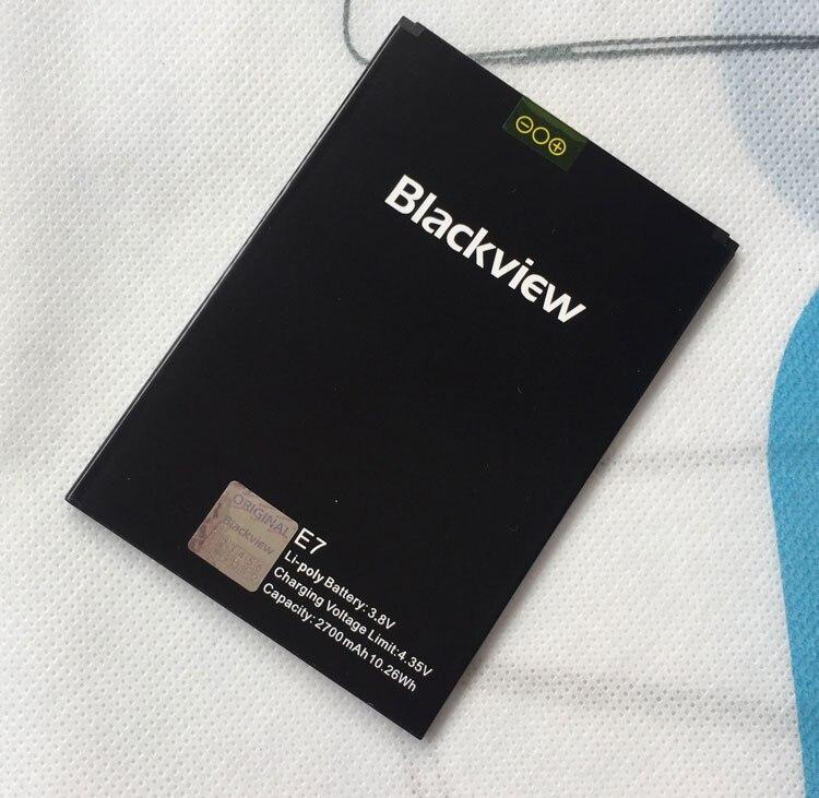 imágenes para Nueva Reemplazar La Batería para 5.0 pulgadas blackview E7S Teléfono Móvil E7 Envío Libre